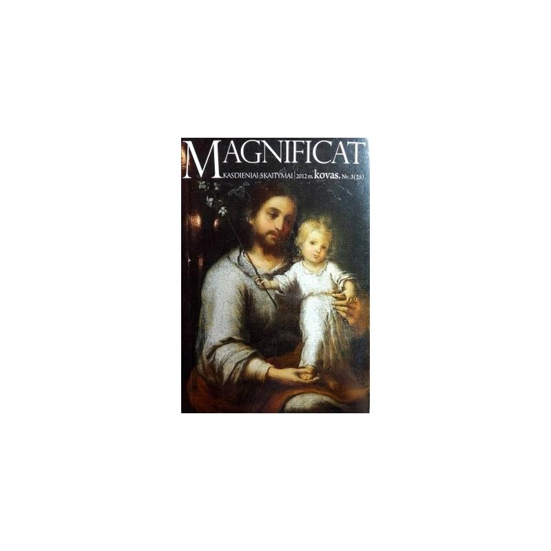 Magnificat 2012 m. kovas. Nr. 3