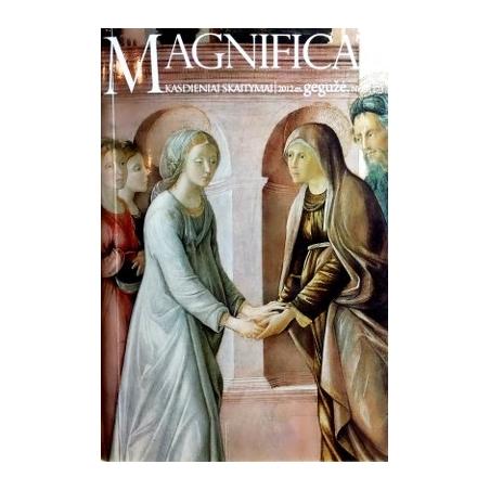 Magnificat 2012 m. gegužė. Nr. 5