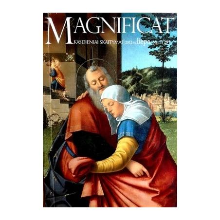 Magnificat 2012 m. liepa. Nr. 7