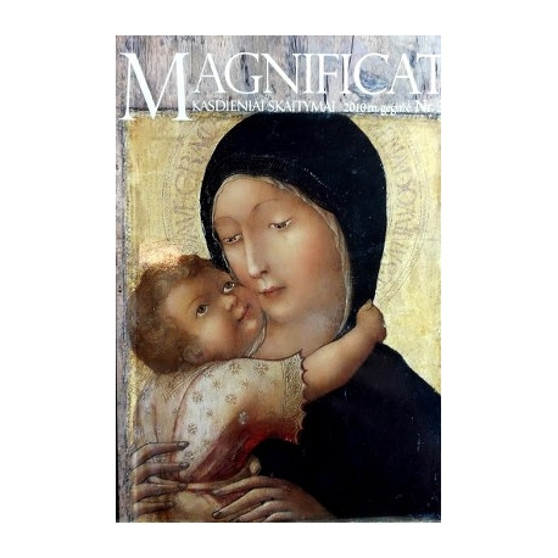 Magnificat 2010 m. gegužė. Nr. 3