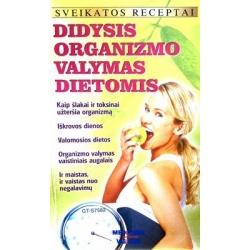 Kavaliauskienė Gailina - Didysis organizmo valymas dietomis