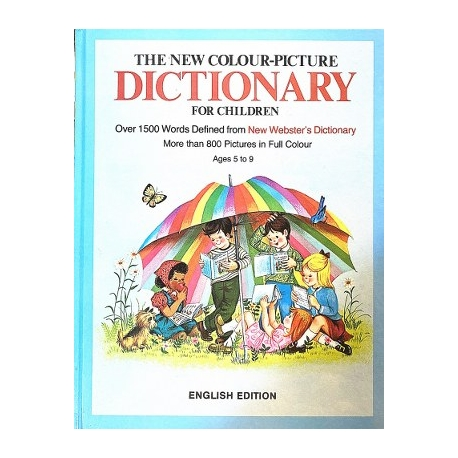 Bennett Archie - The new colour-picture dictionary for children