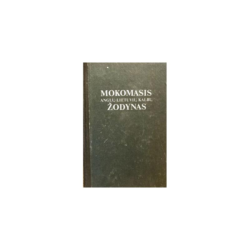 Piesarskas Bronius - Mokomasis anglų-lietuvių kalbų žodynas