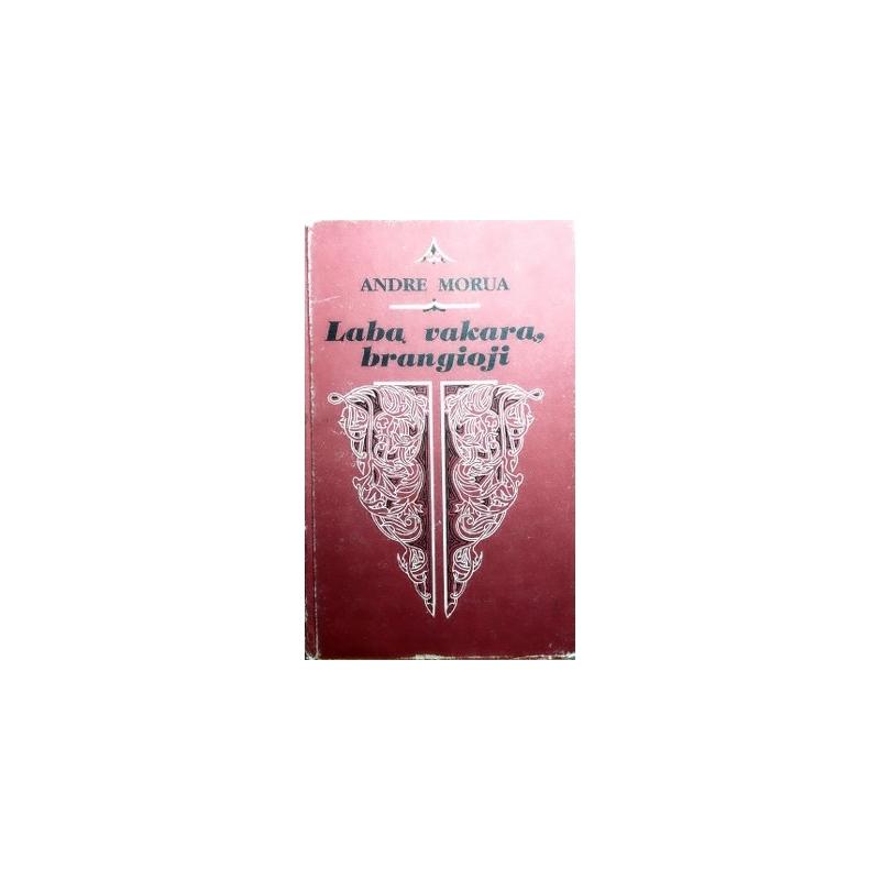 Morua Andre - Labą vakarą, brangioji