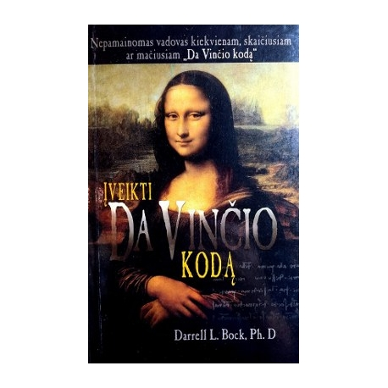 Bock Darrell - Įveikti Da Vinčio kodą