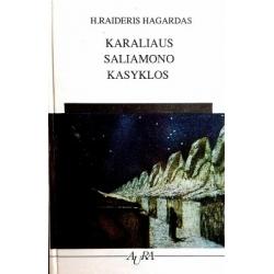 Hagardas Henris Raideris - Karaliaus Saliamono kasyklos