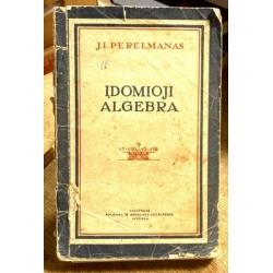 Perelmanas J.I. - Įdomioji algebra