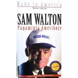 Walton Sam - Pagaminta Amerikoje