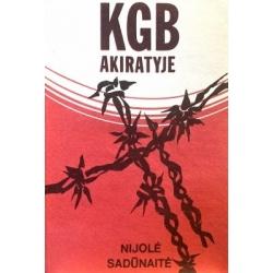 Sadūnaitė Nijolė  - KGB akiratyje