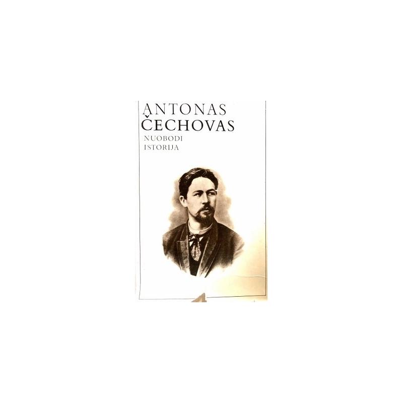 Čechovas Antonas - Nuobodi istorija