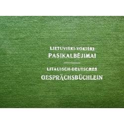 Mačkus Valteris - Lietuviški-vokiški pasikalbėjimai