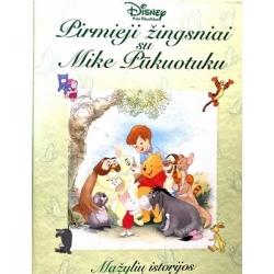 Pirmieji žingsniai su Mike Pūkuotuku: Mažylių istorijos