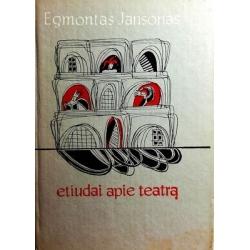 Jansonas Egmontas - Etiudai apie teatrą