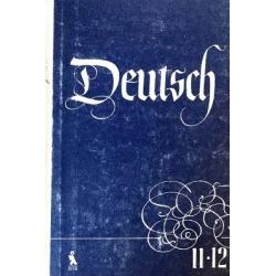 Deutsch 11-12