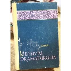 Lankutis Jonas - Lietuvių dramaturgija: kritikos etiudai