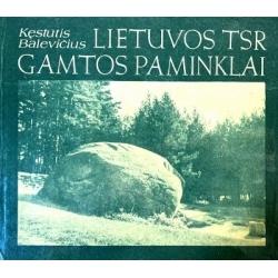 Balevičius K. - Lietuvos TSR gamtos paminklai