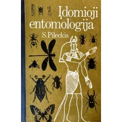 Pileckis S. - Įdomioji entomologija