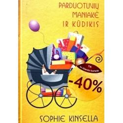 Kinsella Sophie - Parduotuvių maniakė ir kūdikis