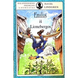 Lindgren Astrida - Emilis iš Lionebergos