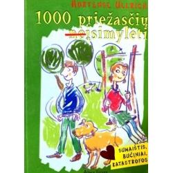 Ullrich Hortense - 1000 priežasčių (ne)įsimylėti