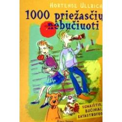 Ullrich Hortense - 1000 priežasčių NEbučiuoti