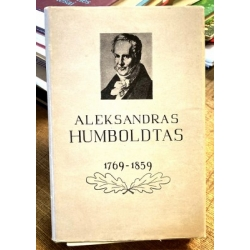 Aleksandras Humboldtas (1769 - 1859)
