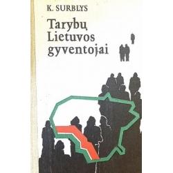 Surblys K. - Tarybų Lietuvos gyventojai