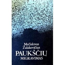 Žalakevičius Mečislovas - Paukščių migravimas