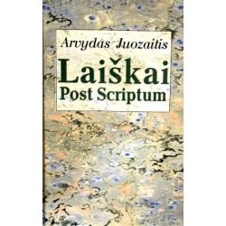 Juozaitis Arvydas - Laiškai Post Scriptum