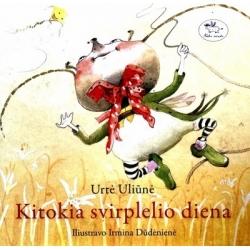 Uliūnė Urtė - Kitokia svirplelio diena