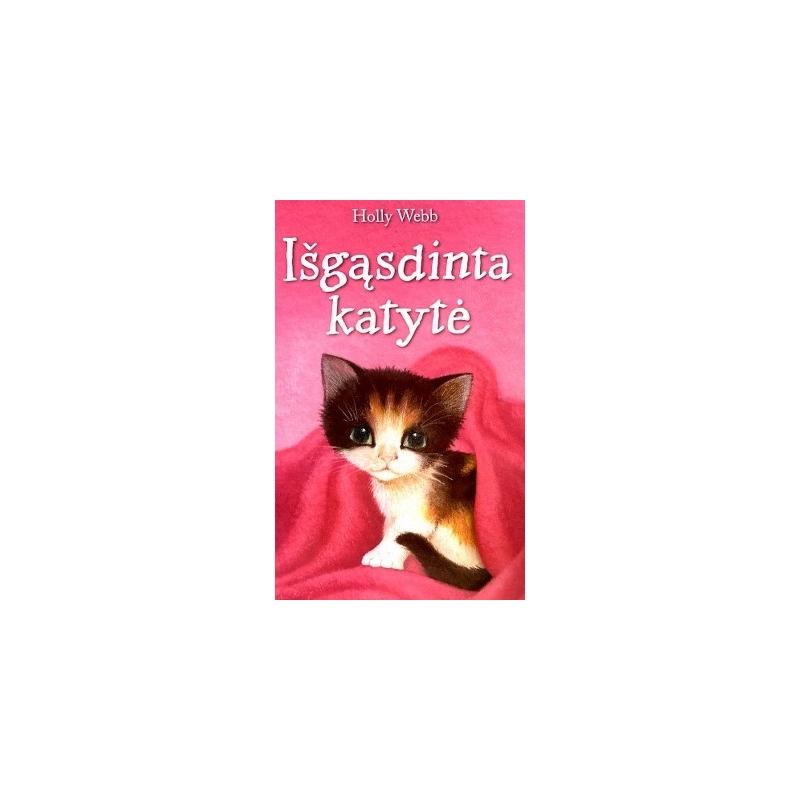 Webb Holly - Išgąsdinta katytė