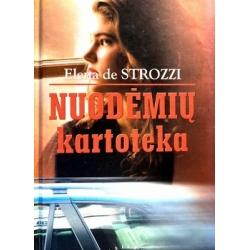 Strozzi Elena - Nuodėmių kartoteka