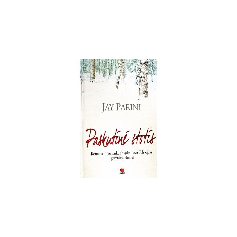 Parini Jay - Paskutinė stotis