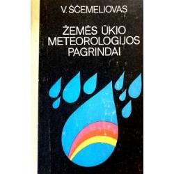 Ščemeliovas V. - Žemės ūkio meteorologijos pagrindai