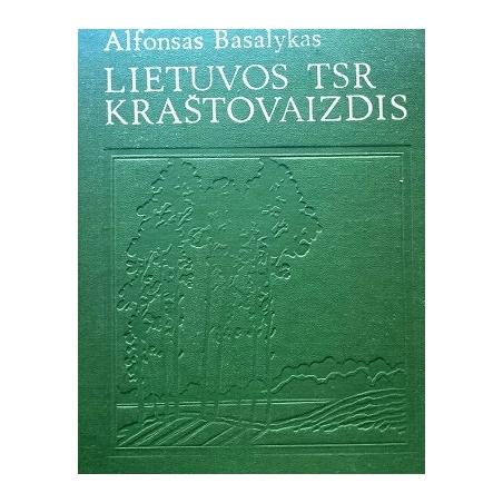 Basalykas Alfonsas - Lietuvos TSR kraštovaizdis