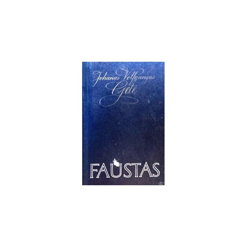 Gėtė Johanas Volfgangas - Faustas
