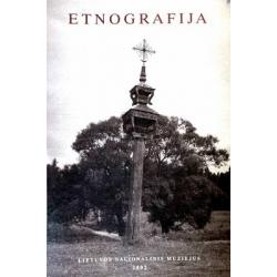 Urbonienė Skaidrė - Etnografija (Metraštis 12)