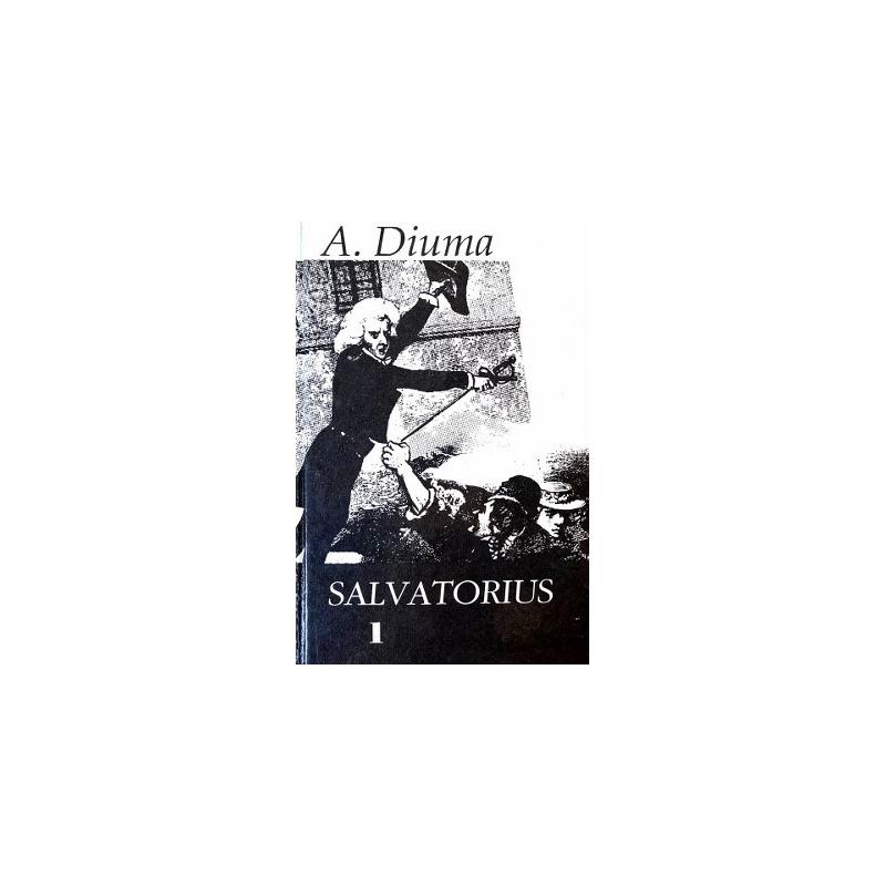 Diuma Aleksandras - Salvatorius (2 tomai)