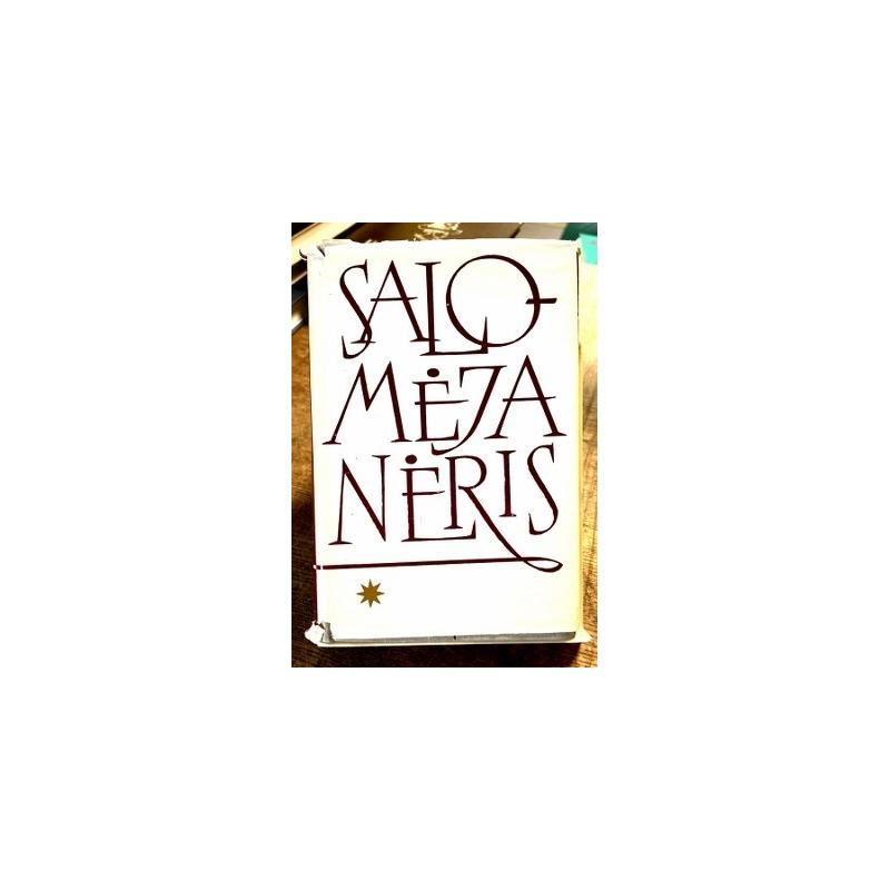 Nėris Salomėja - Poezija (II dalys)