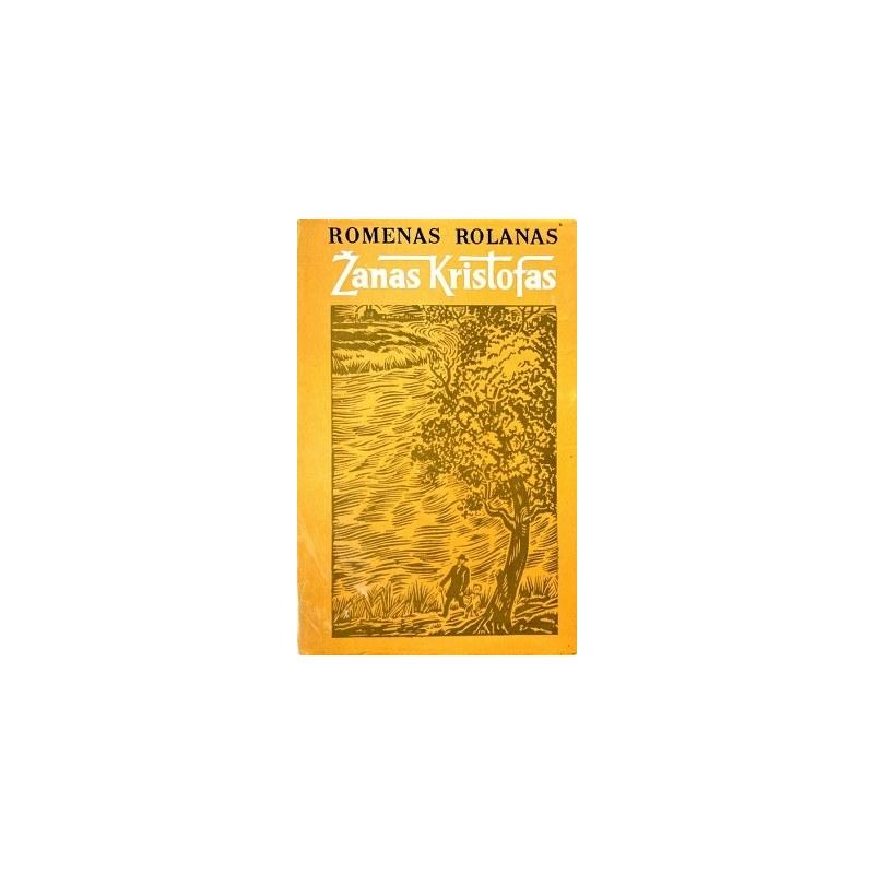 Rolanas Romenas - Žanas Kristofas (4 tomai)