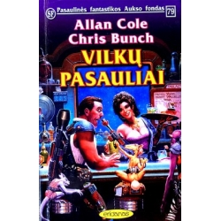 Allan Cole, Chris Bunch - Vilkų pasauliai (79 knyga)