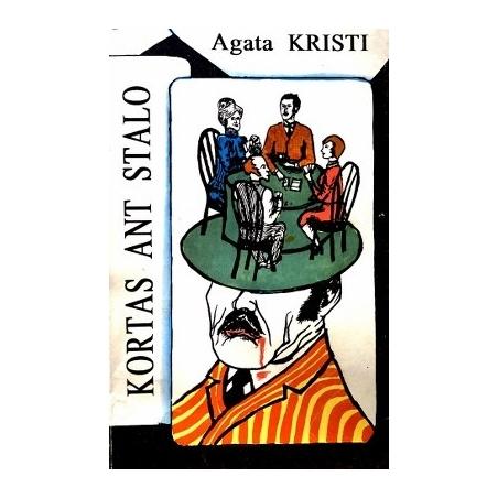 Kristi Agata - Kortas ant stalo