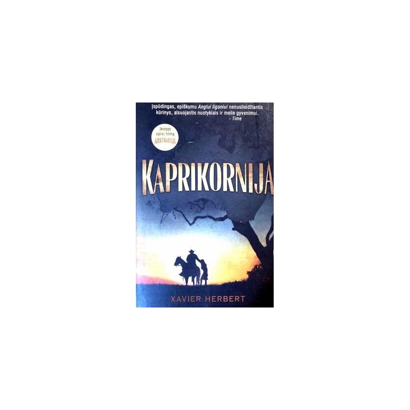 Xavier Herbert - Kaprikornija