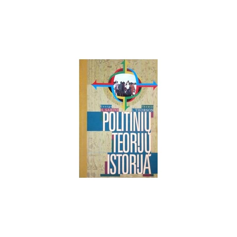 Sabine George Holland ir kiti - Politinių teorijų istorija