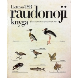 Lietuvos TSR raudonoji knyga