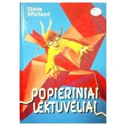 Steve Worland - Popieriniai lėktuvėliai