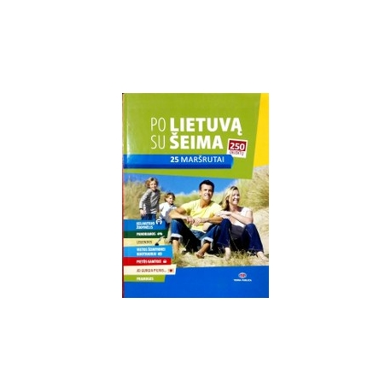 Kandrotas Vytautas - Po Lietuvą su šeima