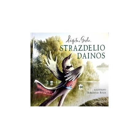 Geda Sigitas - Strazdelio dainos (eilėraščiai)