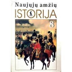 Kasperavičius A., Jegelevičius S. - Naujųjų amžių istorija 8 klasei