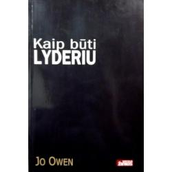 Owen Jo - Kaip būti lyderiu